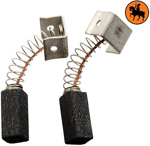 Escobillas Carbón CASALS DL115 amoladora -- 5x5x10,5mm