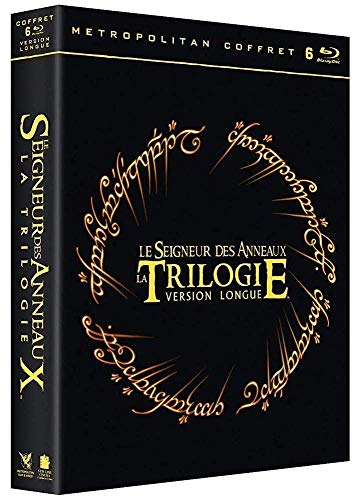puissant Lord of the Rings Trilogy [Version Longue]