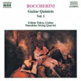 L. Boccherini: Qnt Gtr-Vol. 1 (Audio CD)