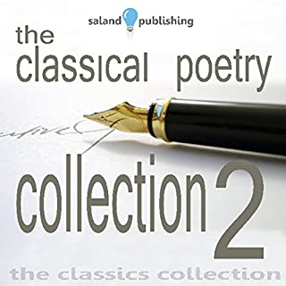 The Classical Poetry Collection 2 audiobook cover art