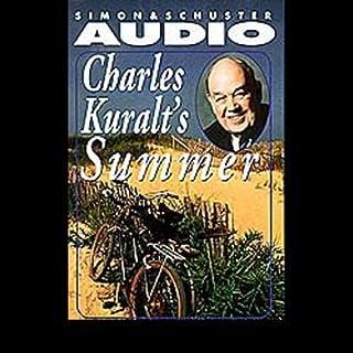 Charles Kuralt's Summer audiobook cover art