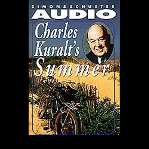 Charles Kuralt's Summer audiobook cover art