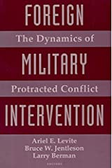 Foreign Military Intervention: The Dynamics of Protracted Conflict Digital download