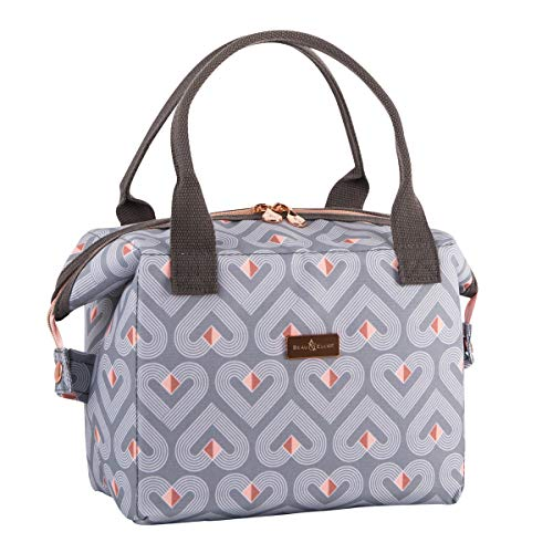 Navigate Vibe Convertible Lunch Bag, Multicoloured, One Size