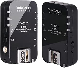 Yongnuo YN-622 °C Wireless TTL Flash Trigger 2 Verici
