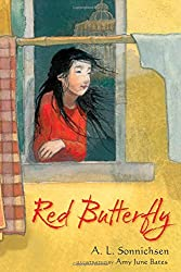 Red Butterfly, a middle grade book written in verse