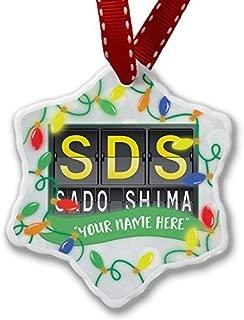 shima christmas decorations