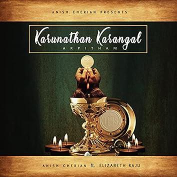 Karunathan Karangal (feat. Elizabeth Raju)