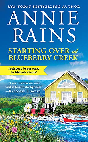 Starting Over at Blueberry Creek: Includes a bonus novella (Sweetwater Springs, 4)