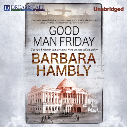 Good Man Friday audiobook cover art