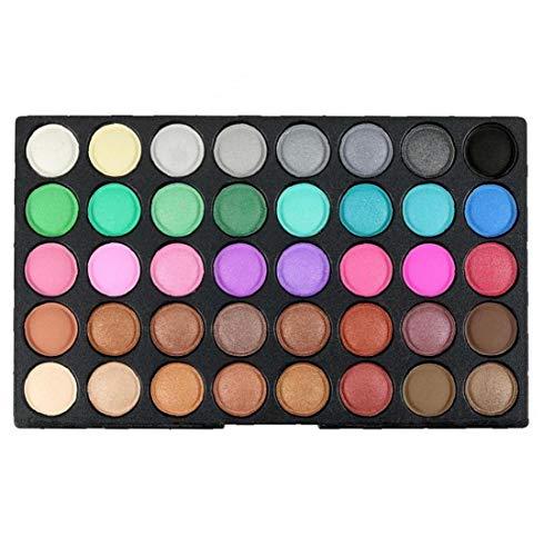 shentaotao Belleza Mate de 120 Colores de Sombra de Ojos en Polvo Impermeable Pallete Natural pigmentado cosméticos Profesionales Conjunto