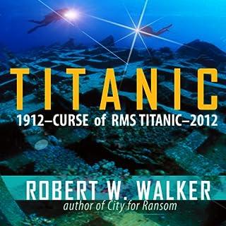 Titanic 2012 audiobook cover art