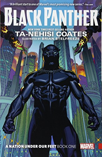 Where to start reading Black Panther comics - Simple comic