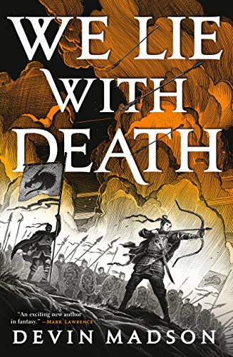 We Lie with Death (The Reborn Empire Book 2) by [Devin Madson]