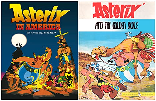 The Asterix Full Series : Issue 2 (English Edition)