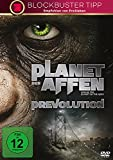 Der Planet der Affen: Prevolution