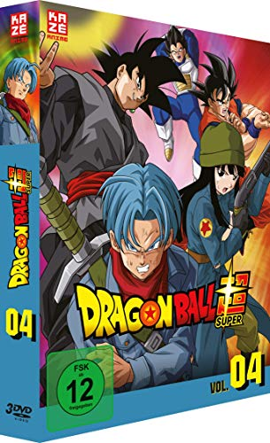 Dragonball Super - Vol. 4 - [DVD]