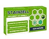 STAINZELL  - Amplificateur naturel à action rapide, 100% efficace pour la...