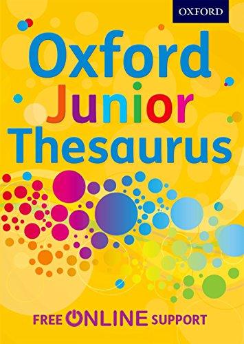 Dictionaries, O: Oxford Junior Thesaurus