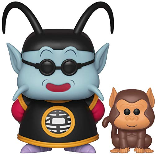 FUNKO POP! & BUDDY: Dragon Ball Z - King Kai & Bubbles