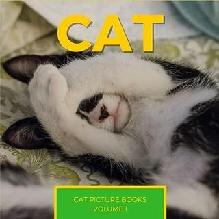 Cat (Cat Picture Books) (Volume 1)