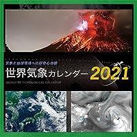 世界気象カレンダー 2021年 カレンダー CL520 壁掛け