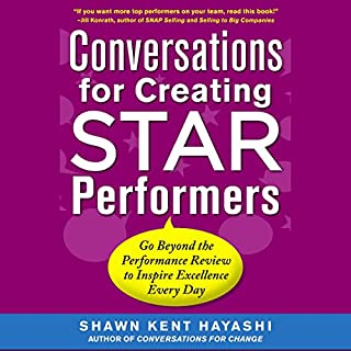 Conversations for Creating Star Performers cover art