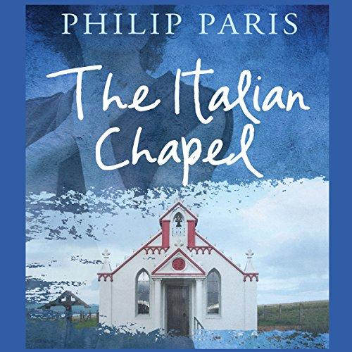 The Italian Chapel audiobook cover art