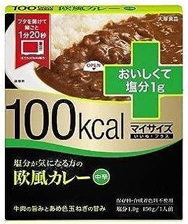 マイサイズいいね!プラス 塩分が気になる方 カレー 150g×30個 【ケース販売】 (欧風カレー)