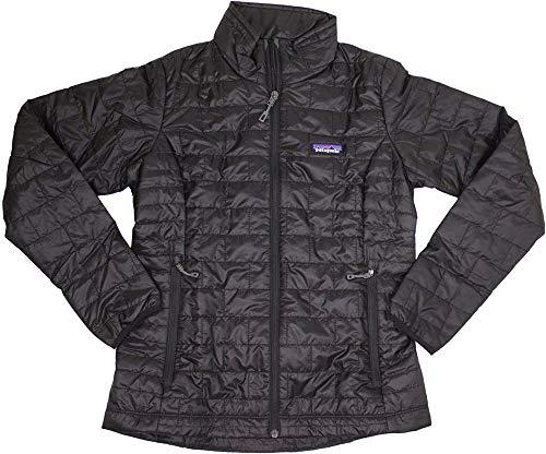 Patagonia Damen Nano Puff Jacke, Black, XL