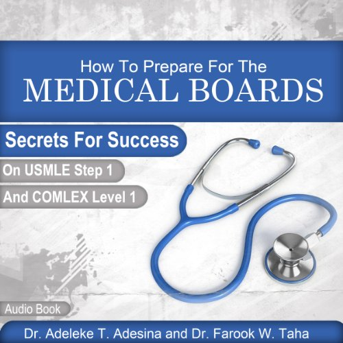 How to Prepare for the Medical Boards audiobook cover art