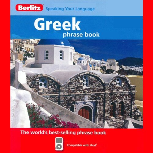 Greek  audiobook cover art