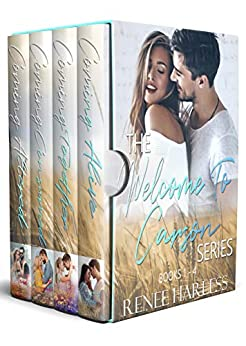 The Welcome to Carson Series: A Small Town Romance Boxset, Books 1 - 4 (Welcome to Carson Boxset) by [Renee Harless]