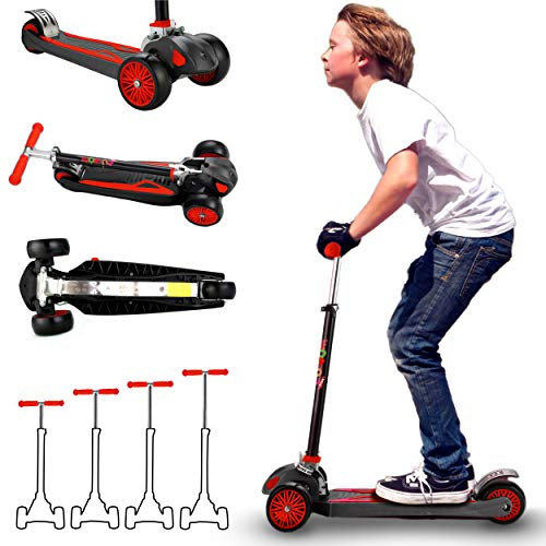 Mobius Toy-Maxi Foldable Kick Scooter For Kids