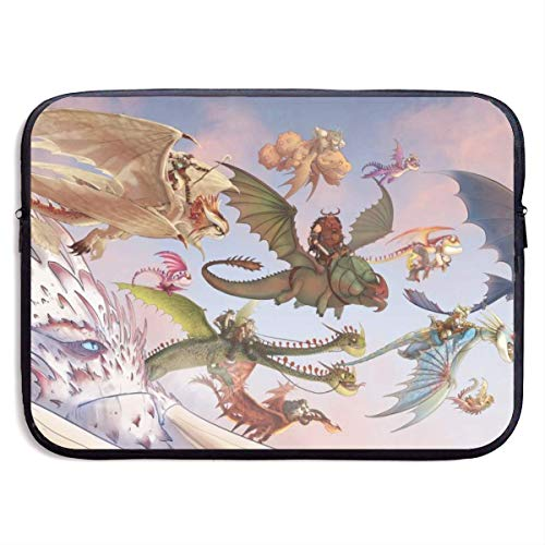 Laptop Bag Bag Cómo Entrenar tu Dragon Flight Cartoons