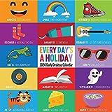 2020 Every Day s A Holiday Daily Desktop Calendar