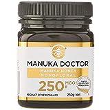 Manuka Doctor マヌカハニー MGO250+ 250g ニュージーランド産 MANUKA HONEY100% 国内正規品