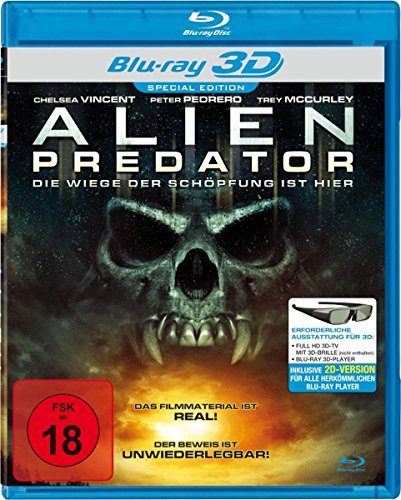 Alien Predator [3D Blu-ray] [Special Edition]