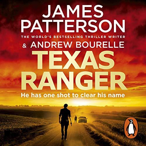 Texas Ranger audiobook cover art