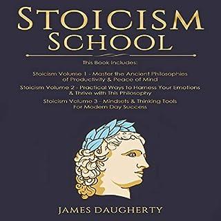 Stoicism School: 3 Manuscripts audiobook cover art
