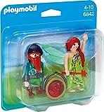Playmobil 6842 - Duo Pack Elfe und Zwerg