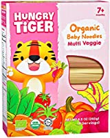Up to 26% off Organic Baby Food from Hungry Tiger