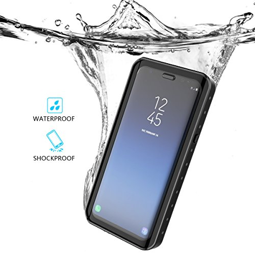 CaseFirst Samsung Galaxy S9 Custodia Impermeabile,...