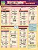 Latin Verb-Conjugations (Quick Study Academic) (English and Latin Edition)
