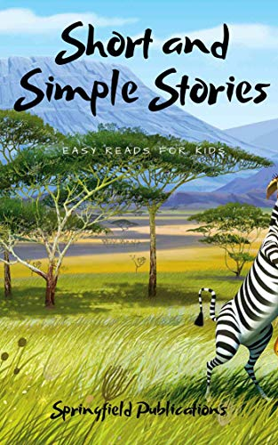 Short and Simple Stories: Easy Reads for Kids (English Edition)