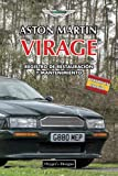 ASTON MARTIN VIRAGE: REGISTRO DE RESTAURACIÓN Y MANTENIMIENTO (Ediciones en español)