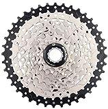 LnNyRf Herramienta de Cassette de la Bicicleta MTB de la Bici 8 Velocidad de Rueda Libre 11-40T 42T Montaña Los recambios for Bicicletas Compatible for M410 Sram X4 (Color : 8S11 42T Black Cover)