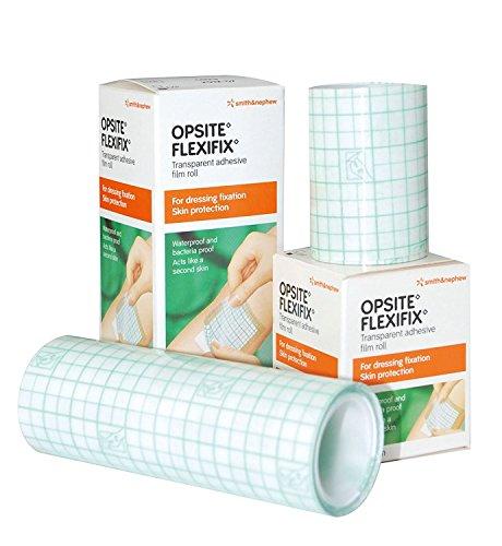 Opsite Flexifix Transparente Folienrolle, 10 cm x 1 m