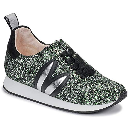 MINNA PARIKKA Ld Runner Trainers Women Green - 5.0 - Low Top Trainers Shoes