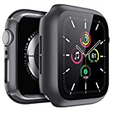 Kensou Coque pour Apple Watch Serie 6/SE/5/4 40mm, Ultra Mince Absorption des Chocs Anti-Rayures...